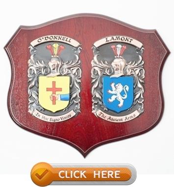 family crest plaques